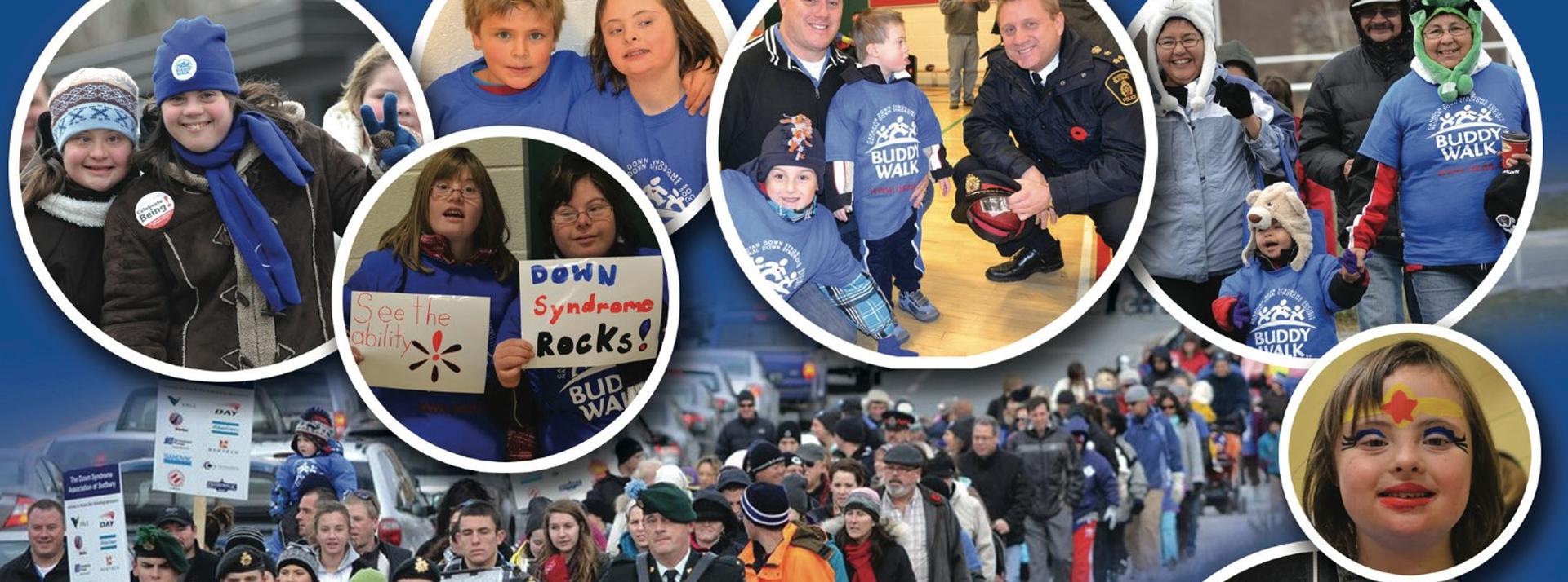 Go21 Sudbury Walk for Down Syndrome Awareness